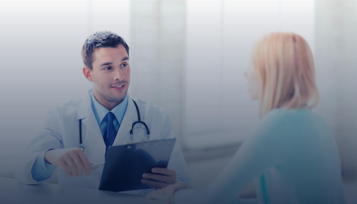 take bank loan or medical health insurance concept